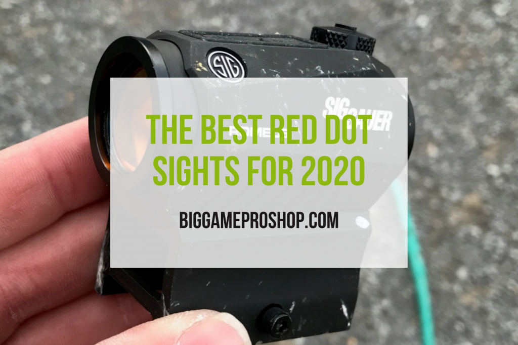 The Best Red Dot Sights