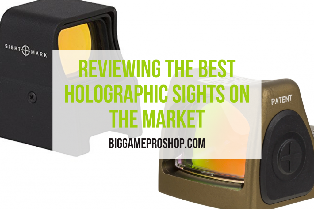 The Best Holographic Sights