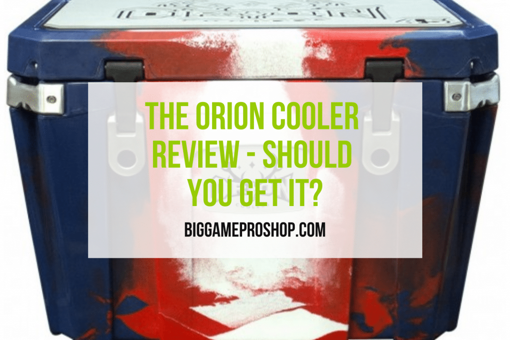 The Orion Cooler