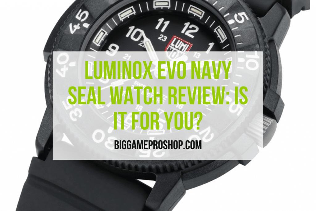 Luminox EVO Navy SEAL Watch
