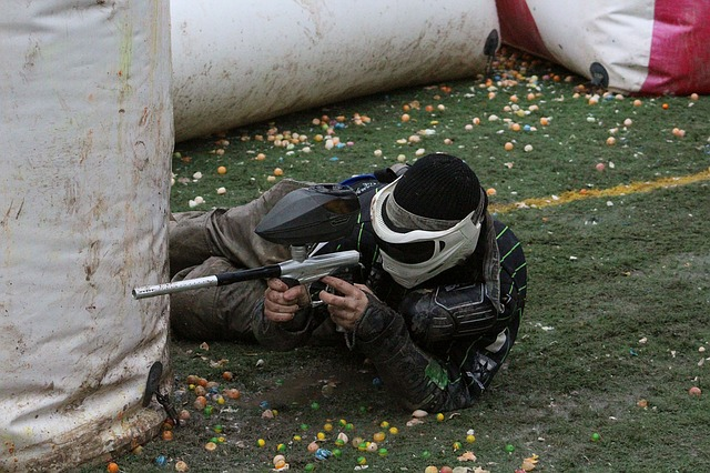 Difference Between Airsoft and Paintball
