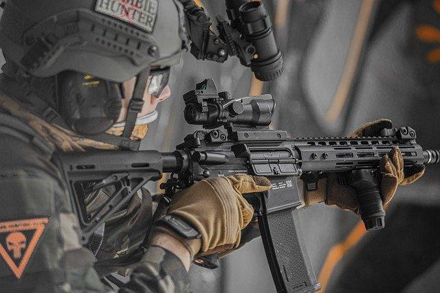 How Does an Airsoft Gun Work