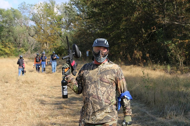 Differences Between Paintball and Airsoft