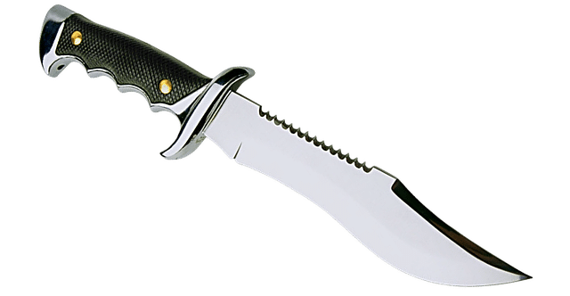 How to Sharpen a Hunting Knife