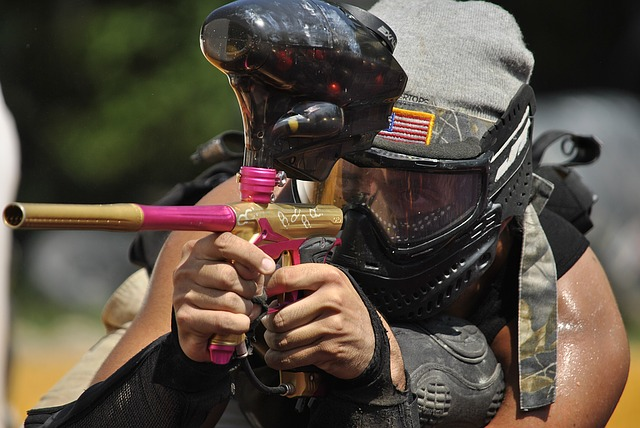 Is Paintball a Sport